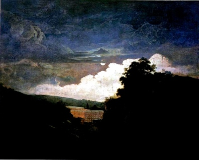 arkwright-s-cotton-mills-by-night 2