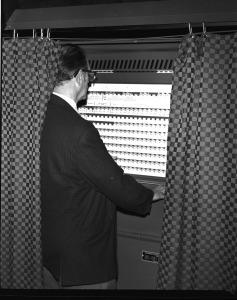 Voting_machine,_Seattle,_1971